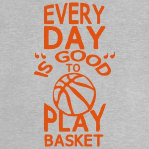 play basketball citation humour every day Tee shirts - T-shirt Bébé