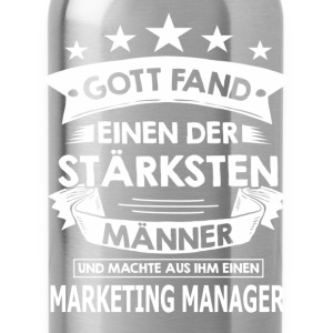 marketing_manager T-Shirts - Trinkflasche