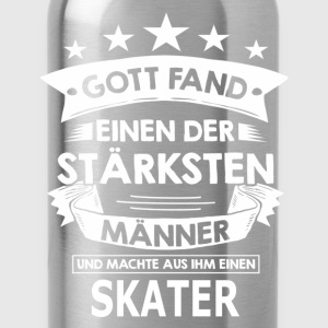 skater T-Shirts - Trinkflasche