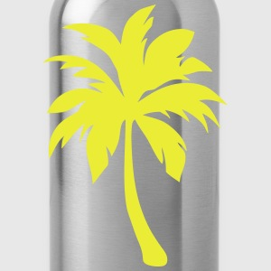 palm tree 2025 Shirts - Water Bottle