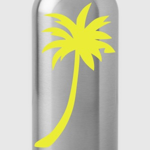 palm tree 2022 Long sleeve shirts - Water Bottle