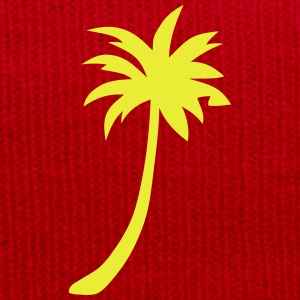 palm tree 2022 Long Sleeve Shirts - Winter Hat