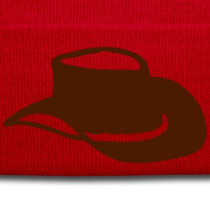 hat cowboy_202 Long Sleeve Shirts - Winter Hat