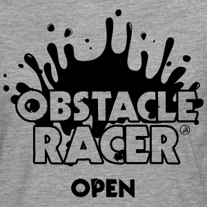 Obstacle Racer Open - T-shirt manches longues Premium Homme