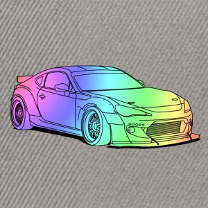 BRZ Colourful Tee shirts - Casquette snapback