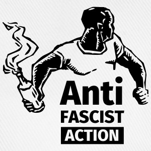 Anti-Fascist Action Magliette - Cappello con visiera