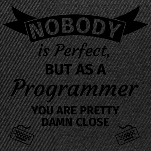 Nobody is Perfect, but as an Engineer you are Pret Camisetas - Gorra Snapback
