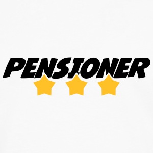 Retirement Pensioner Ruhestand Rentner Retraite Shirts - Men's Premium Longsleeve Shirt