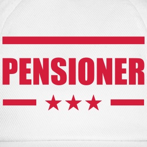 Retirement Pensioner Ruhestand Rentner Retraite Shirts - Baseball Cap