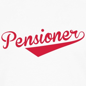 Retirement Pensioner Ruhestand Rentner Retraite Mugs & Drinkware - Men's Premium Longsleeve Shirt