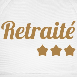 Retirement Pensioner Ruhestand Rentner Retraite Mugs & Drinkware - Baseball Cap