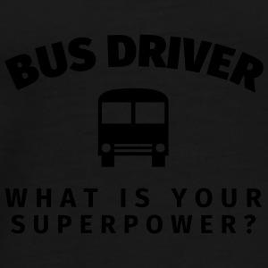 Bus Driver - What is Your Muggar & tillbehör - Premium-T-shirt herr
