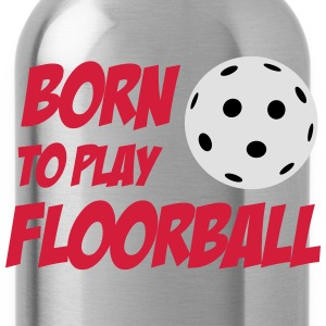 Born To Play Floorball Babybody - Vattenflaska
