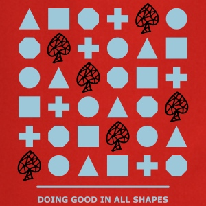 Shapes - Doing Good - Kochschürze