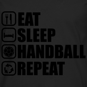 Handball T-Shirts  - Men's Premium Longsleeve Shirt