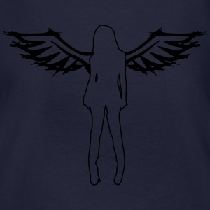 Angel Devil Woman Steg Hen Night Hoodies & Sweatshirts - Men's Organic T-shirt