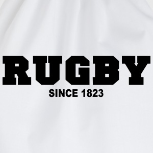 Rugby Since 1823 - Drawstring Bag