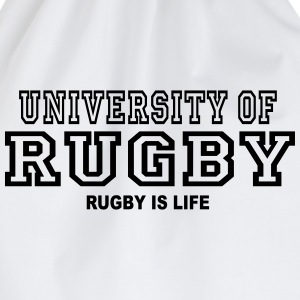 UNIVERSITY OF RUGBY - Drawstring Bag