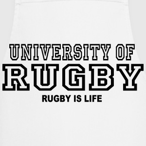 UNIVERSITY OF RUGBY - Cooking Apron