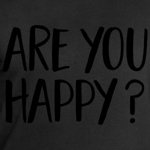 Are You Happy? Magliette - Felpa da uomo di Stanley & Stella