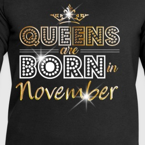 November - Queen - Birthday - 2 Camisetas - Sudadera hombre de Stanley & Stella