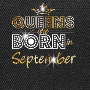 September - Queen - Birthday - 2 Bolsas y mochilas - Gorra Snapback