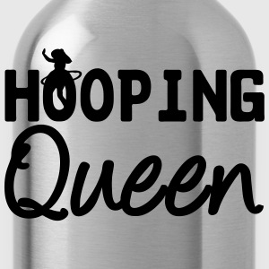 Hooping Queen - Trinkflasche