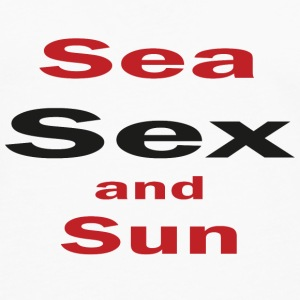 Sea sex and sun Tee shirts - T-shirt manches longues Premium Homme