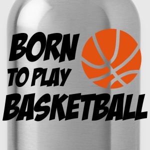 Born to play Basketball Babybody - Cantimplora
