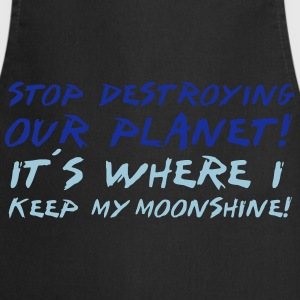 Planet Moonshine T-Shirts - Kochschürze