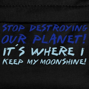 Planet Moonshine T-Shirts - Kinder Rucksack