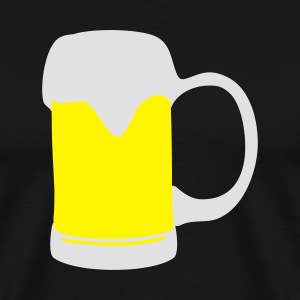 Beer  Aprons - Men's Premium T-Shirt