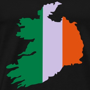 Ireland, Irlande Manches longues - T-shirt Premium Homme