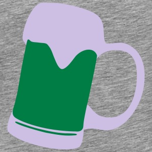 Irish Beer, irisches Bier Tops - Männer Premium T-Shirt