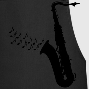 Saxophone / Jazz / Music T-Shirts - Cooking Apron