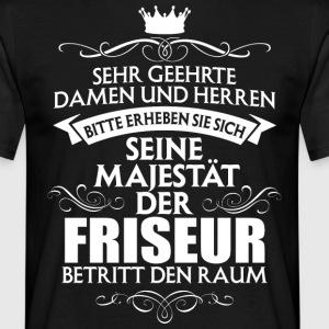 suchbegriff 39 friseur spr che 39 t shirts online bestellen spreadshirt. Black Bedroom Furniture Sets. Home Design Ideas