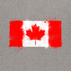 Canada Tee shirts - Casquette snapback