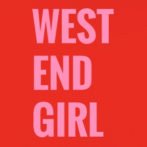 West end girl - Kinder Premium Hoodie