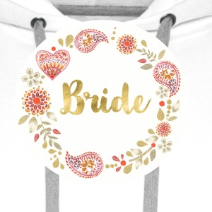 bride_indian Topper - Premium hettegenser for menn