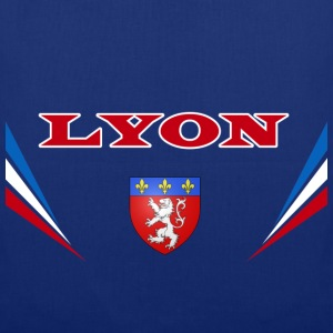 Lyon Vector Tee shirts - Tote Bag