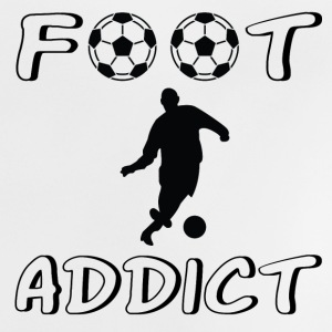 Foot addict Shirts - Baby T-shirt