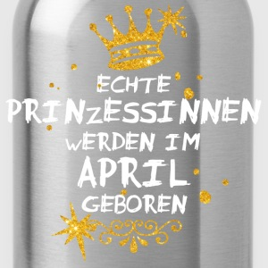 April T-Shirts - Trinkflasche