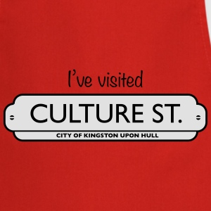 CultureStreet T-Shirts - Cooking Apron