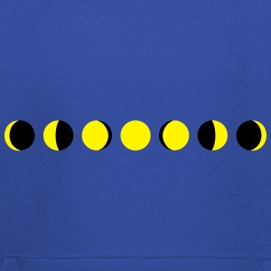 moon, phases of the moon T-Shirts - Kids' Premium Hoodie