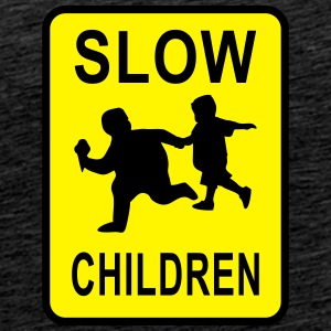 Slow Children Sports wear - Men's Premium T-Shirt