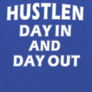 Hustlen day in and day out - Kinder Premium Hoodie