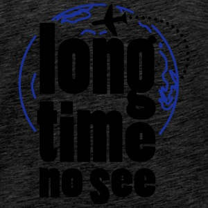 Long time no see Tops - Camiseta premium hombre