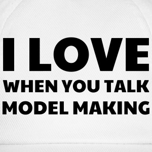 Model Maker Building Modell Modélisme Modéliste Shirts - Baseball Cap
