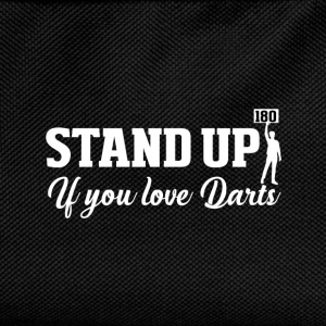 Stand up Dart Langarmede T-skjorter - Ryggsekk for barn