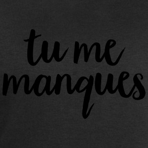 Tu Me Manques Tee shirts - Sweat-shirt Homme Stanley & Stella